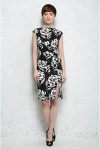 French Connection Shadow Bloom Dress