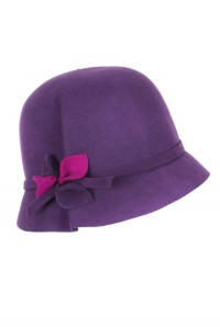 Cloche Style Hat