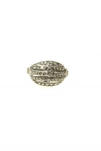 Vintage 1940s Marcasite Ring