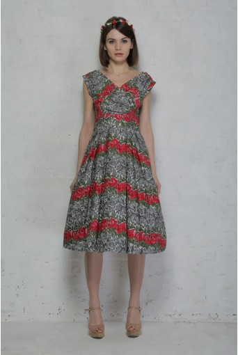 Emily & Fin Bed of Roses Dress