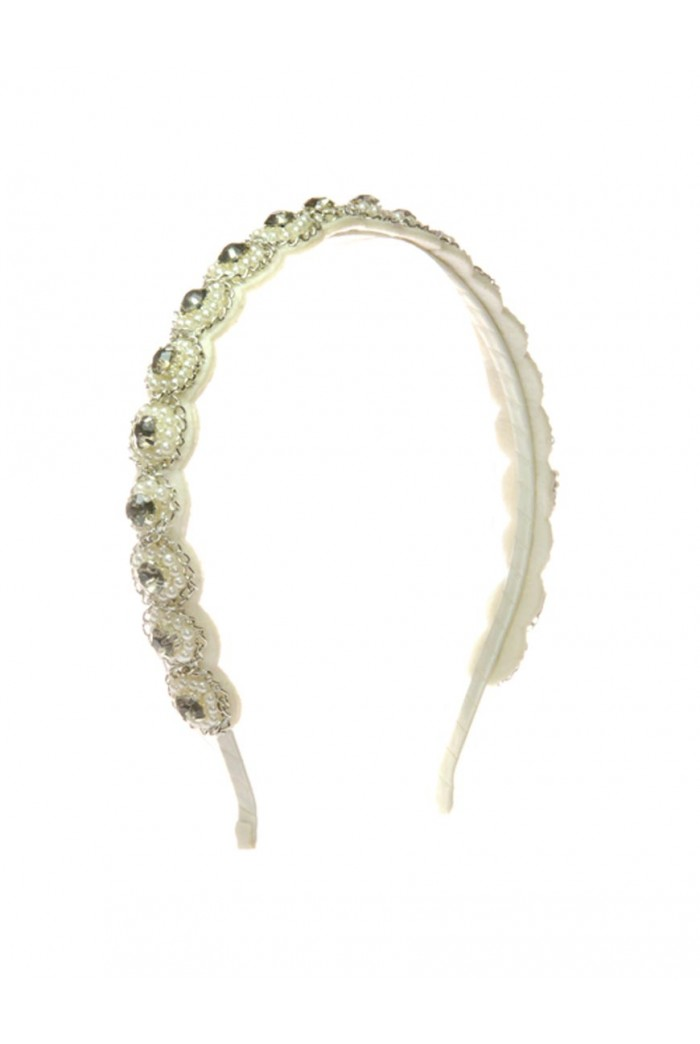 Deco Beaded Headband