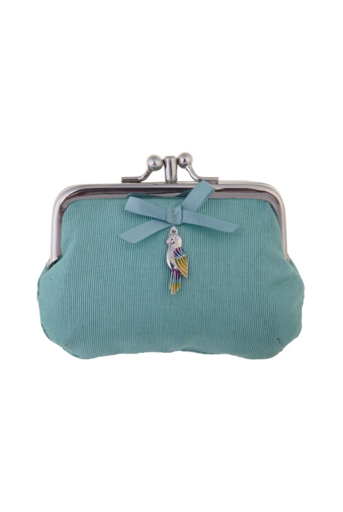 Martine Wester Parrot Purse
