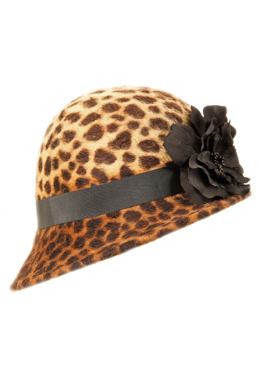 Leopard Hats - The best source for animal hats online. Join the pack!