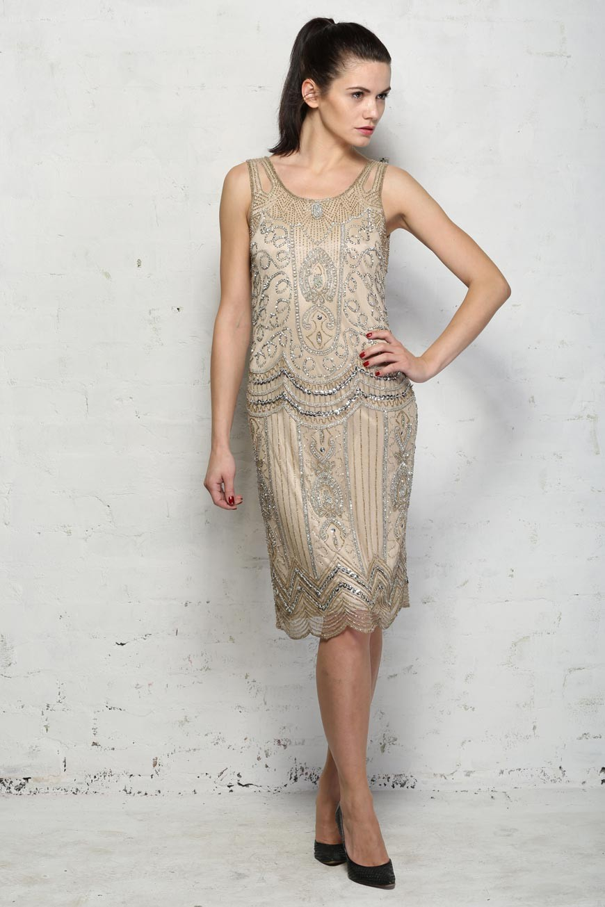 Dress Flapper pictures advise to wear for spring in 2019