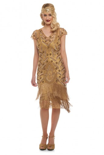 1920s style dresses uk - get the vintage inspired look