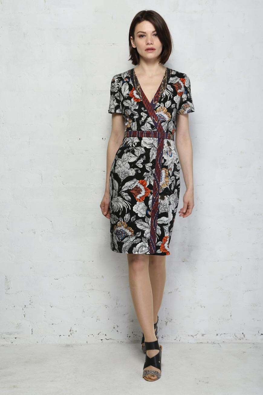 French Connection Arabella Rose Dress