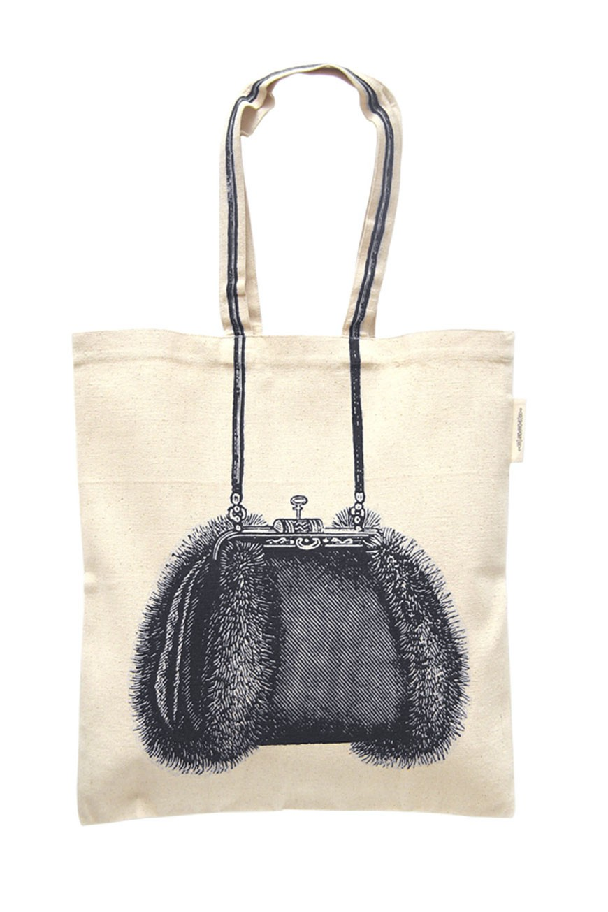 Showpony Iris Eco Shopper Bag