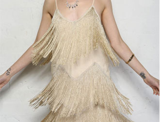 Fringed Dresses