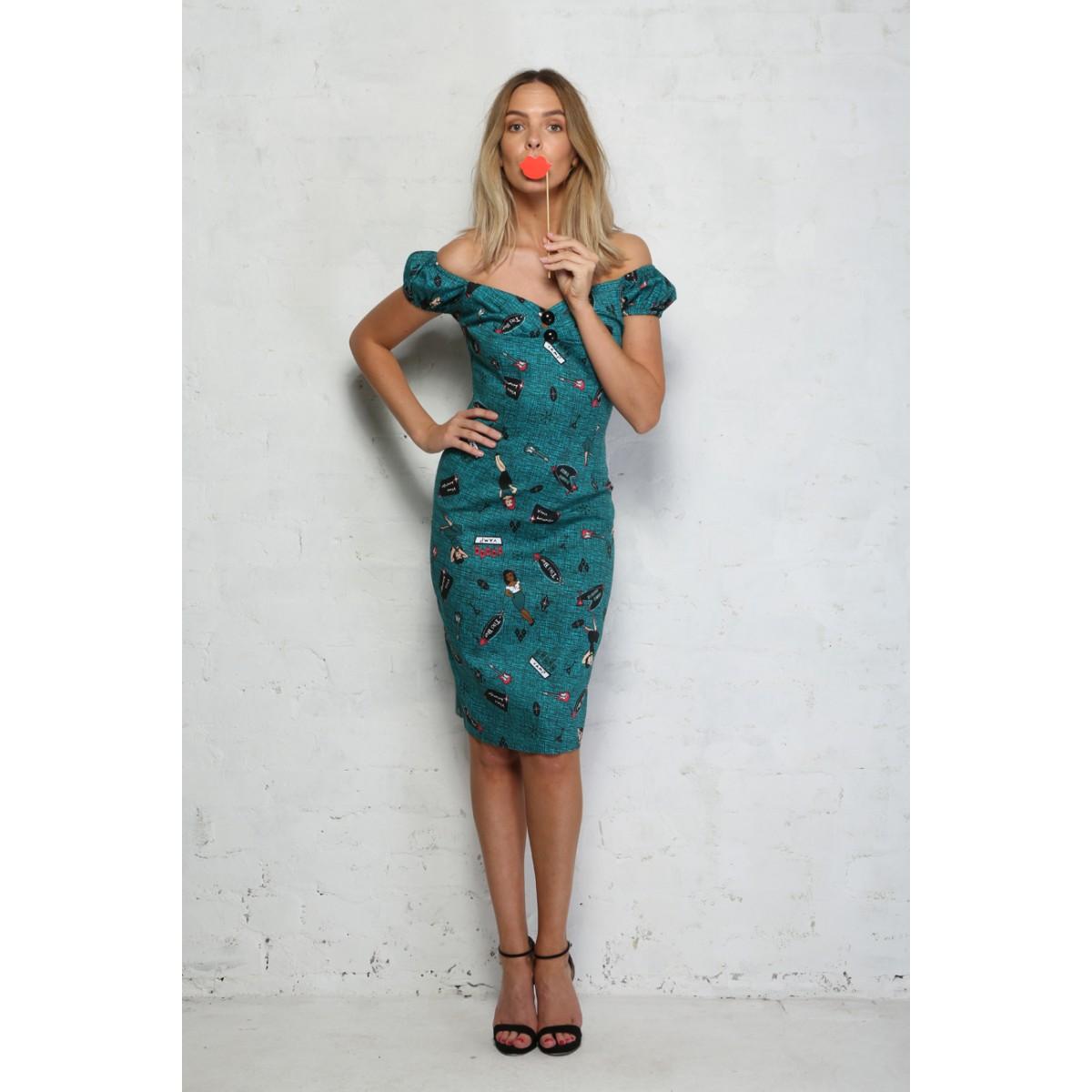 Modern Vintage-inspired & Vintage Style Clothing Online UK