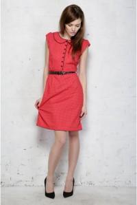 Polka Dot Tea Dress