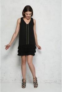 Pleated Flapper Dress