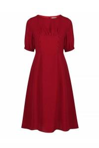 Scarlet Tea Dress