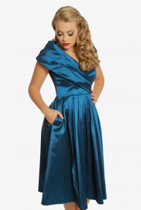 Blue Occasion Prom Dress