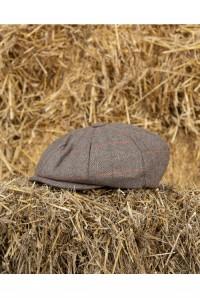 Tweed Baker Boy Cap