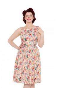 Spring Floral Prom Dress