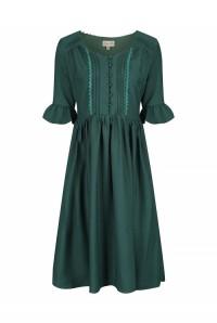 Green Prairie Dress