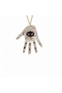Tatty Devine Palmistry Necklace