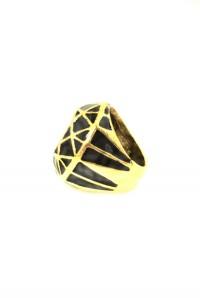 Gold Art Deco Ring