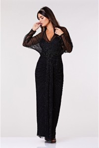 Great Gatsby Maxi Dress