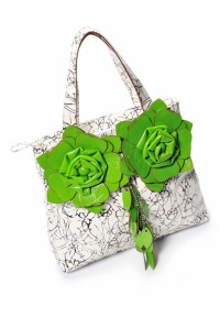 Ouch Vintage 70 Floral Tote