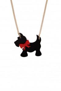 Tatty Devine Scotty Dog Necklace