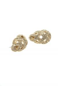Vintage Gold Dior Earrings