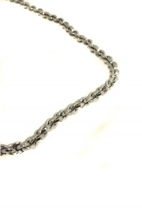 Silver Monet Necklace