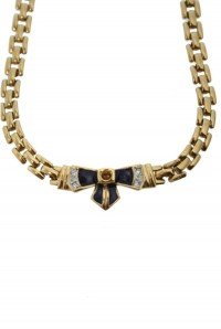 D'Orlan Gold Necklace