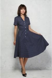 Collectif Caterina Shirt Dress