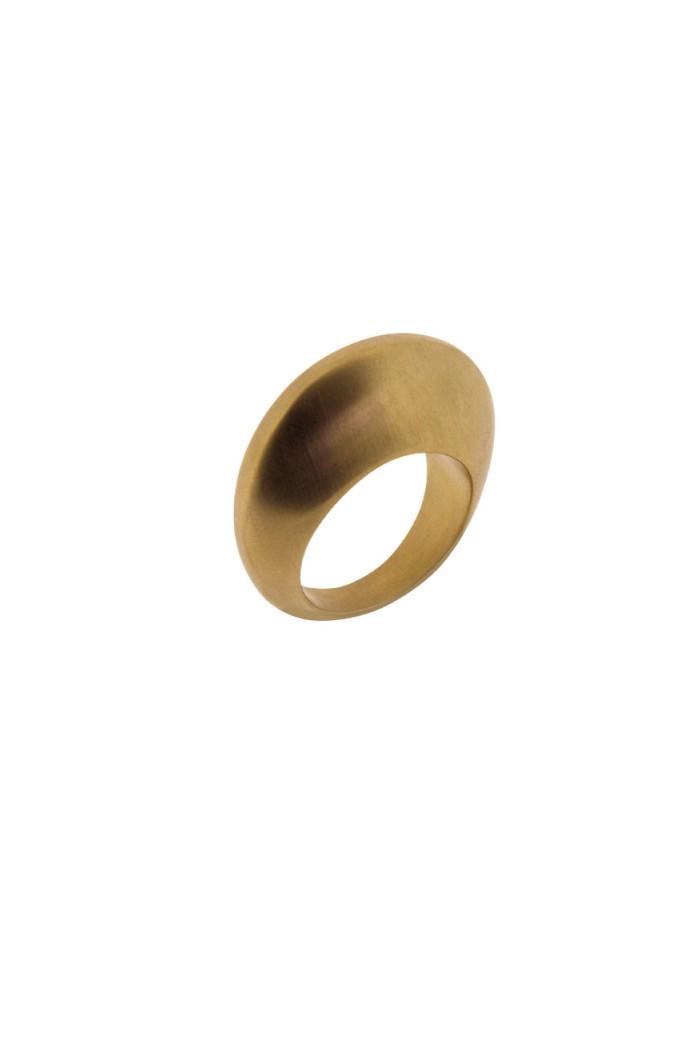 Lucas Jack Gold Retro Ring