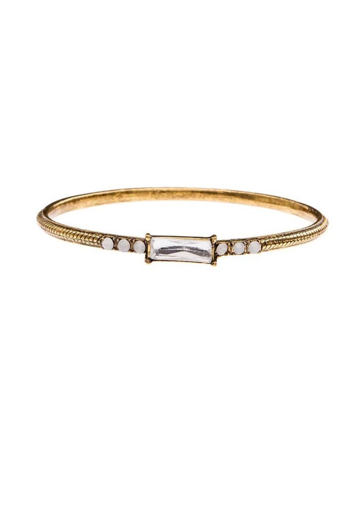 Gold Deco Bracelet