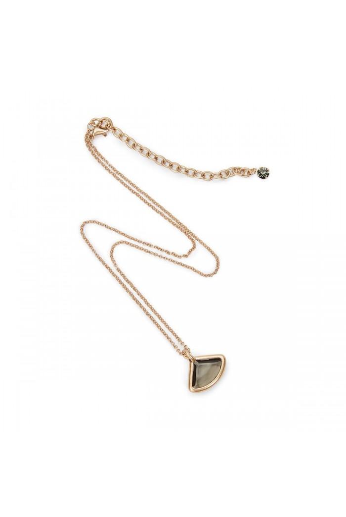 Deco Fan Necklace