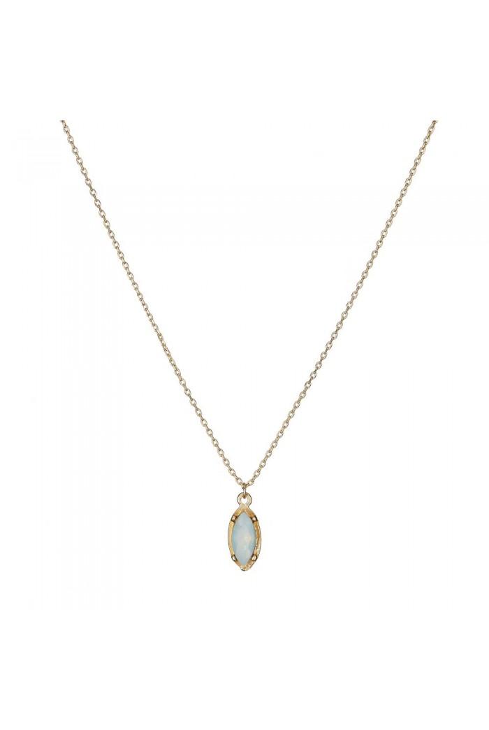 Gold Deco Necklace