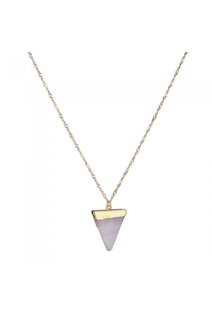 Gold Tribal Necklace
