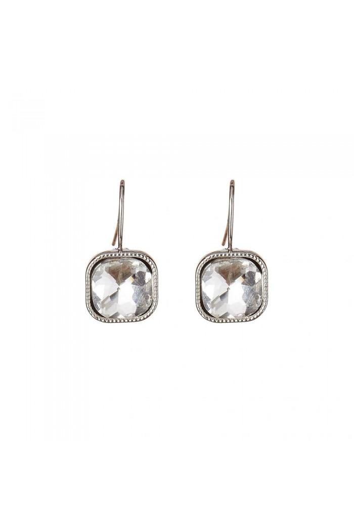 Square Gatsby Earrings