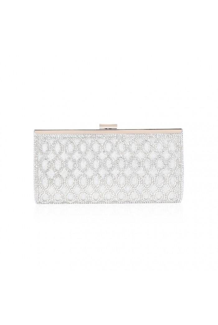 1950s Diamante Clutch Bag