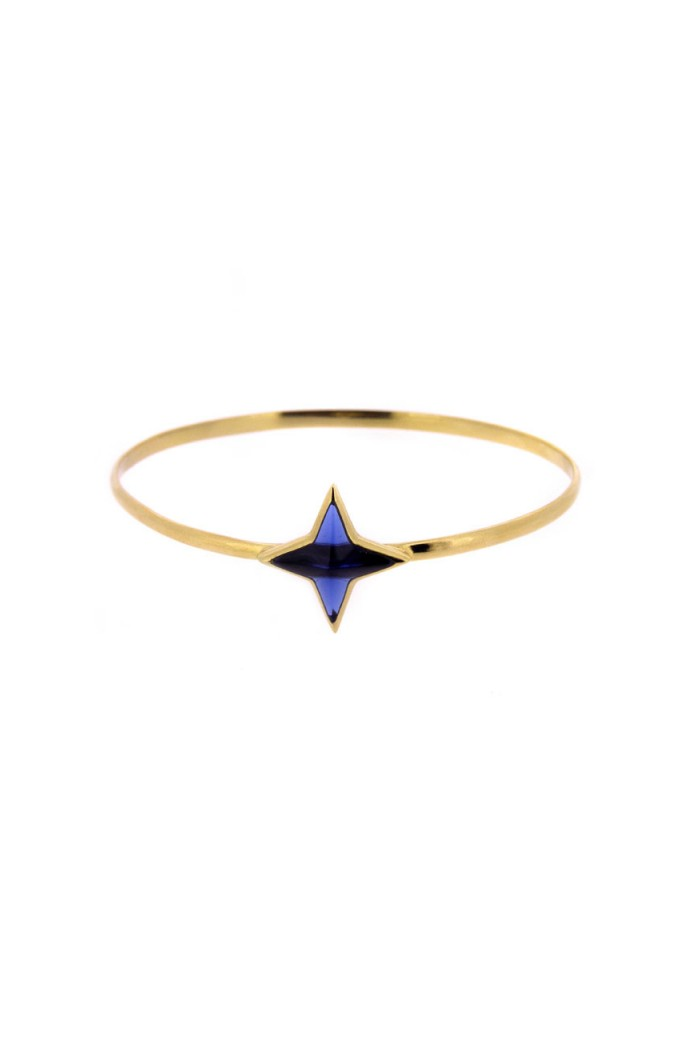 Lucas Jack Stacking Star Bangle