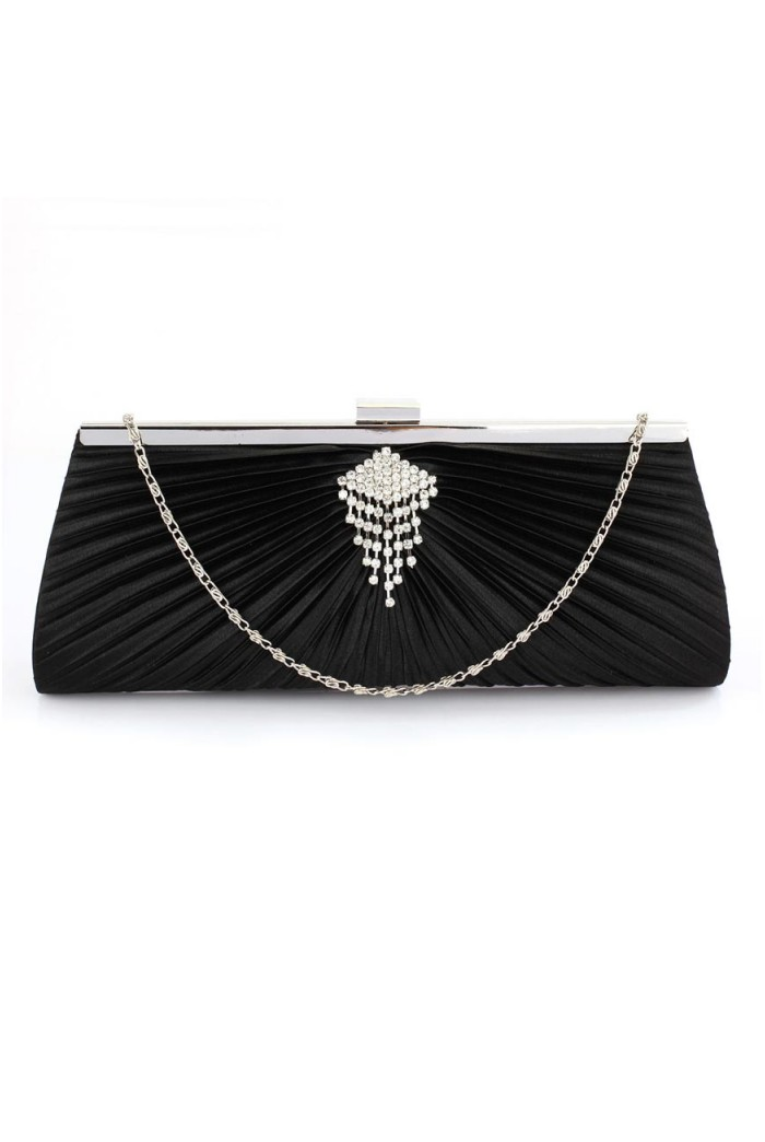 Black Gatsby Handbag