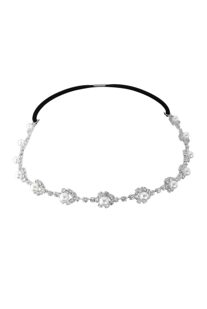 Vintage Pearl Headband