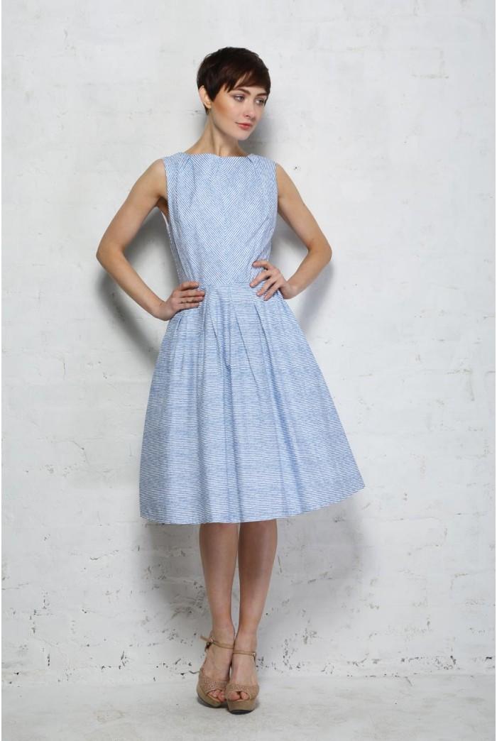 Eucalyptus Breeze Dress