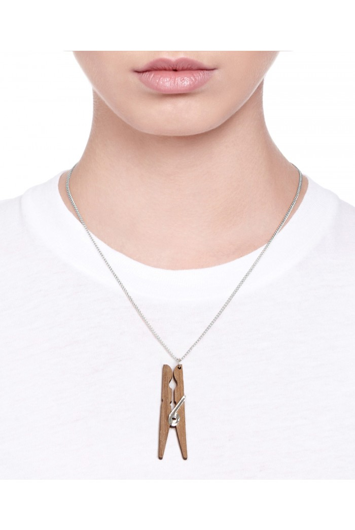 Tatty Devine Peg Necklace