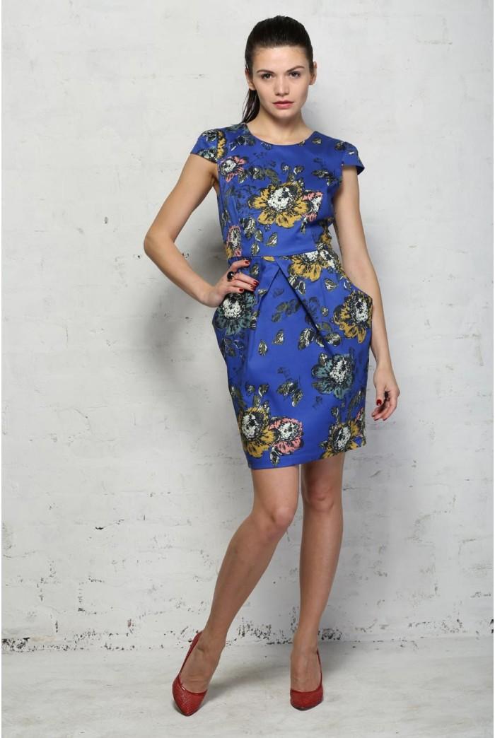 Darling Poppie Dress