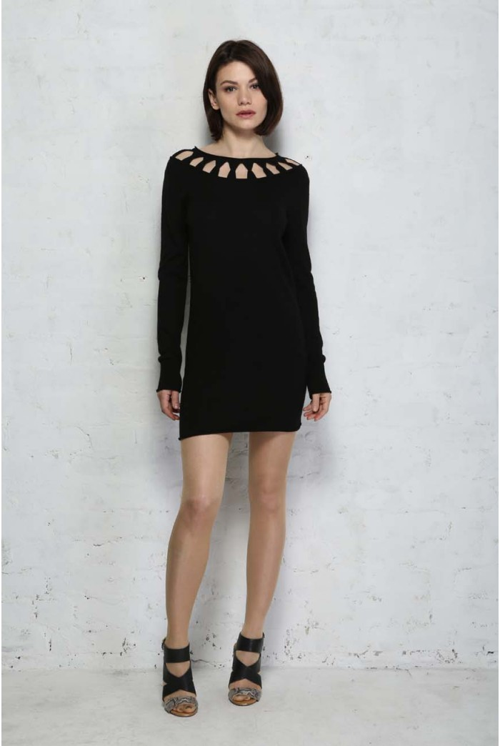 French Connection Emily Jumper Dress