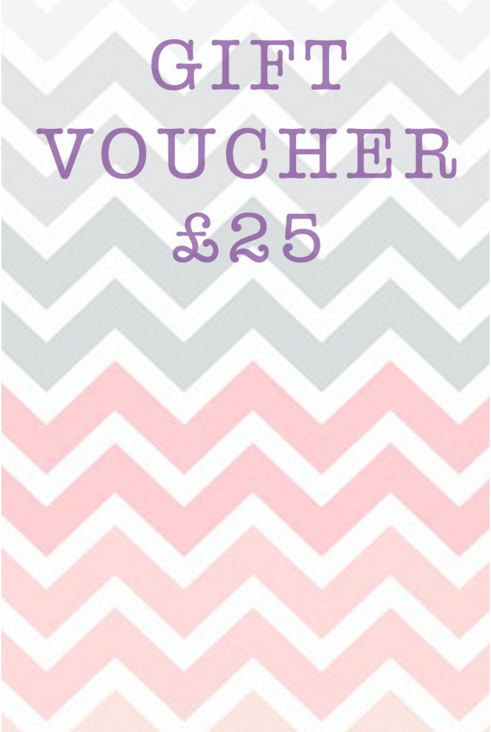 Gift Voucher £25