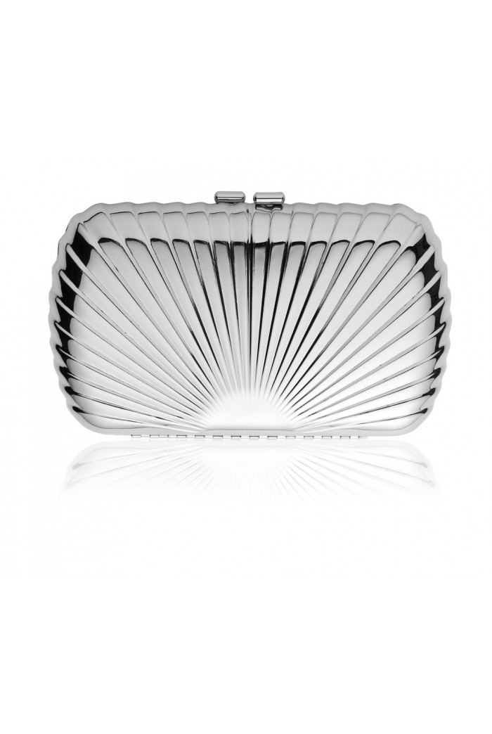 Vintage Shell Clutch