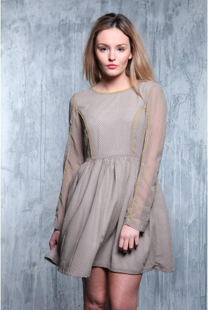 Darling Lola Geo Dress