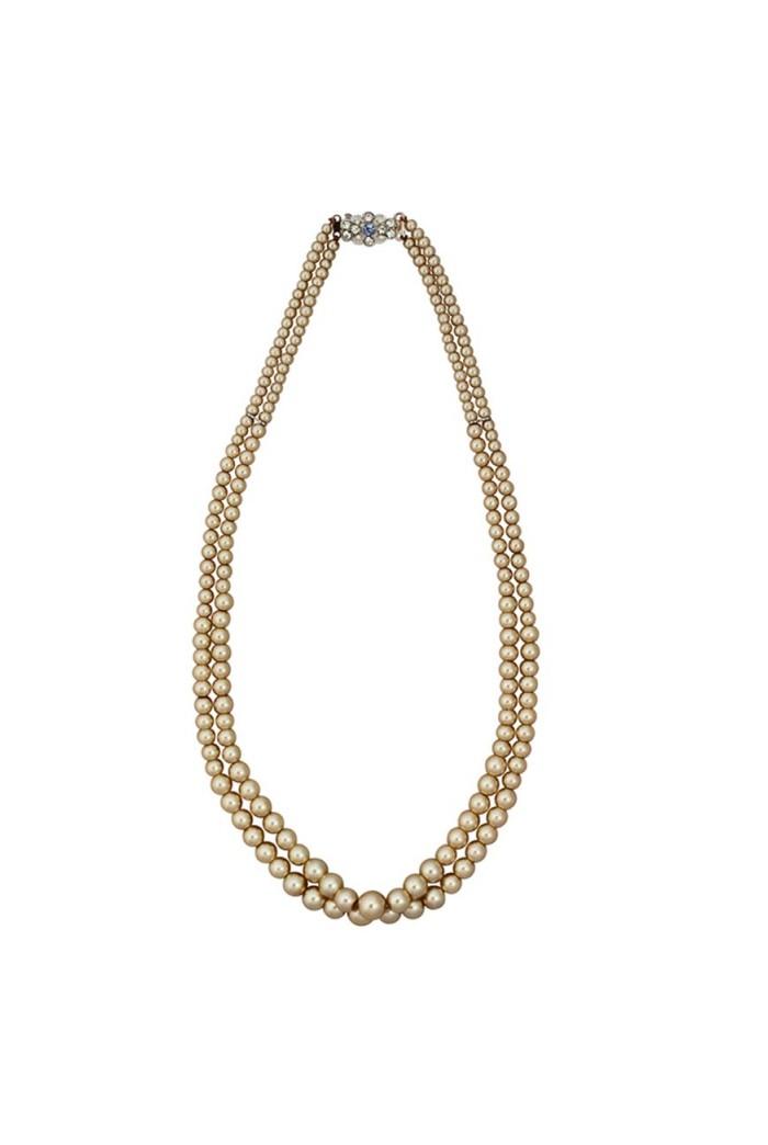 Vintage Style Pearls