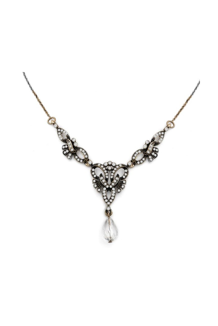Art Deco Style Necklace