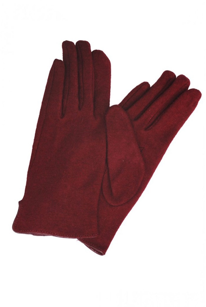 Numph Gloria Glove - Red