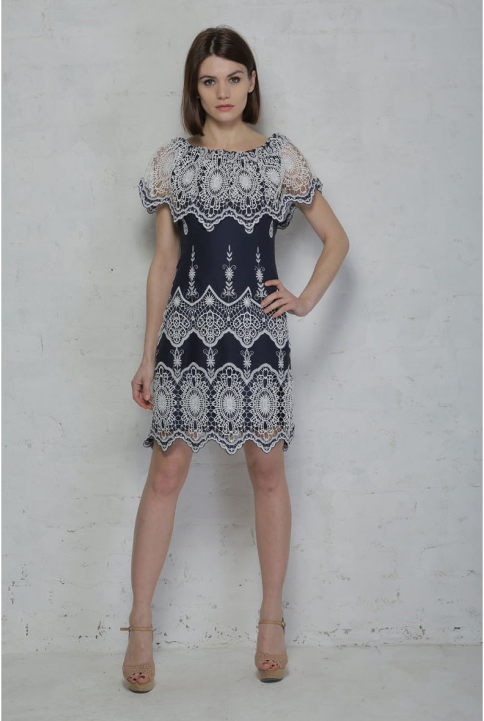Boho Flapper Dress